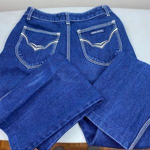 Faded glory high waisted jeans